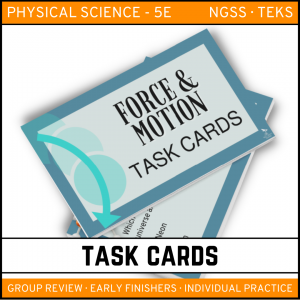 11 5 300x300 - Force and Motion: Physical Science Task Cards