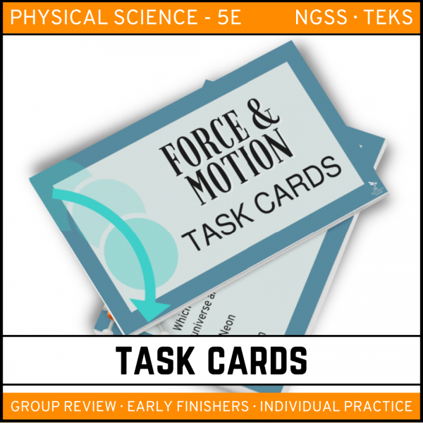 11 5 600x600 - Force and Motion: Physical Science Task Cards
