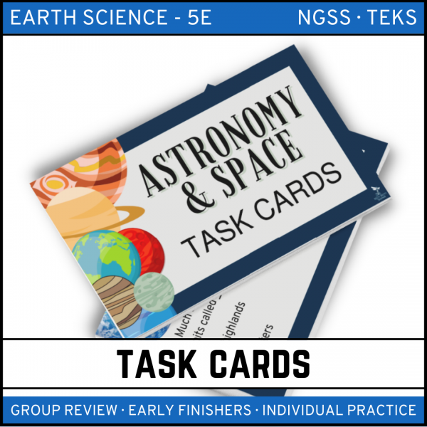 12 3 600x600 - Astronomy and Space Science: Earth Science Task Cards