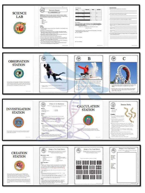 1470925303 demoPreviewForceandMotion Page 4 600x800 - FORCE AND MOTION - Demos, Lab and Science Stations