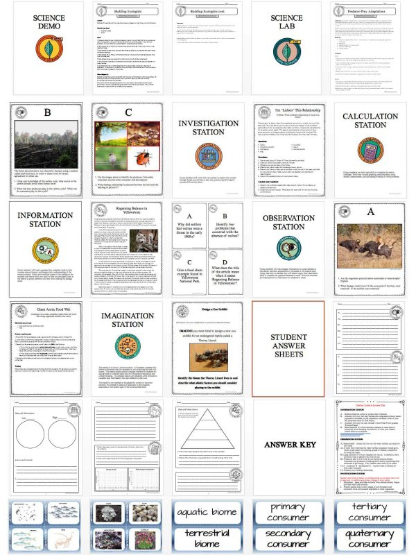 1473647459 demoPreviewPriciplesofEcology Page 4 600x800 - PRINCIPLES OF ECOLOGY - Demo, Lab and Science Stations