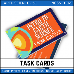 2 6 300x300 - Intro to Earth Science: Earth Science Task Cards