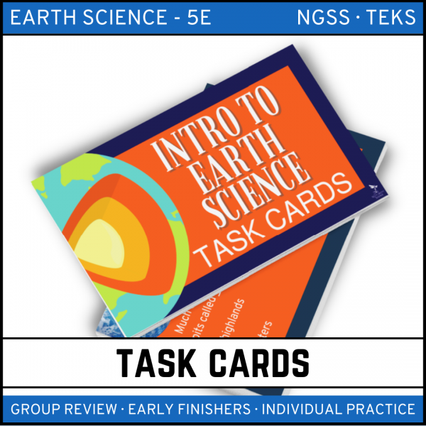 2 6 600x600 - Intro to Earth Science: Earth Science Task Cards
