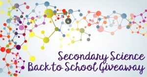 nitty gritty science secondary science giveaway