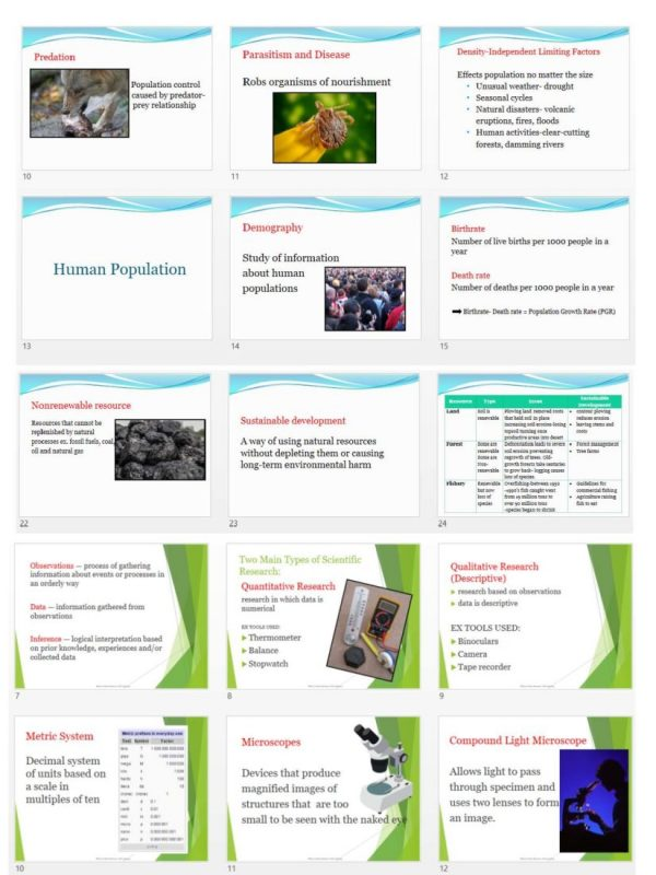 2381059 Page 6 600x800 - Physical Science Curriculum - Notes, PowerPoint & Chapter Tests ~EDITABLE Bundle