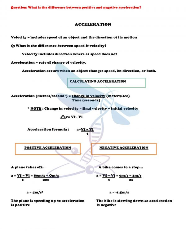 2405912 Page 4 600x776 - Force & Motion: Physical Science Notes, PowerPoint & Test ~ EDITABLE