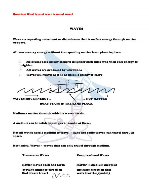 2411453 Page 4 600x776 - Waves & Electromagnetic Spectrum: Notes, PowerPoint & Test ~EDITABLE