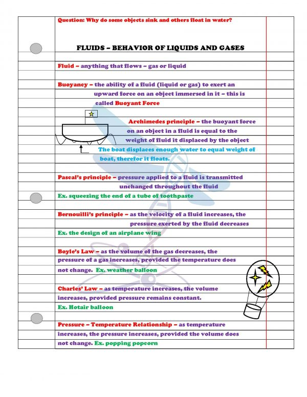 2414409 Page 3 600x776 - Matter: Physical Science Notes, PowerPoint & Test ~ EDITABLE