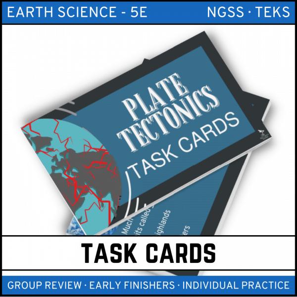 5 4 600x600 - Plate Tectonics: Earth Science Task Cards