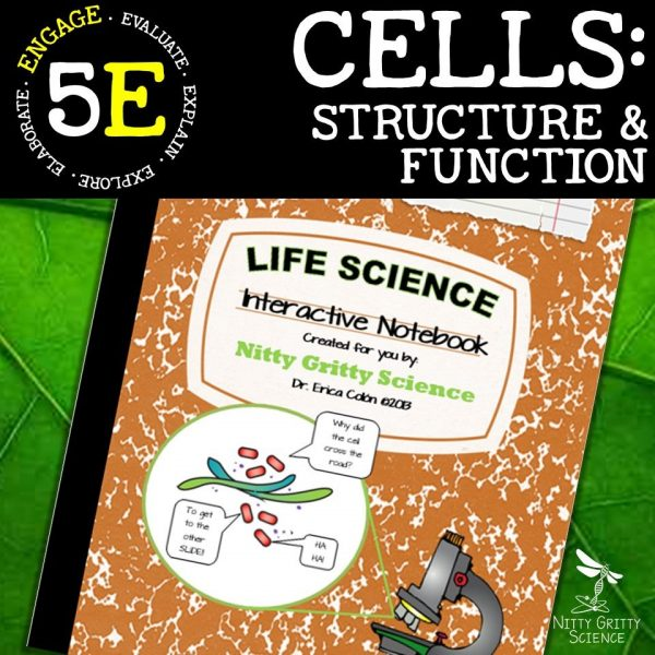 COVER 600x600 - Cell Structure and Function
