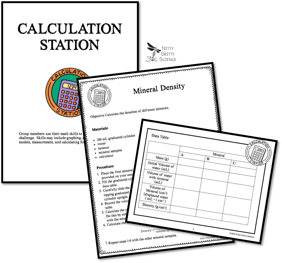 Calculation - Implementing Successful Science Stations for ALL Learners