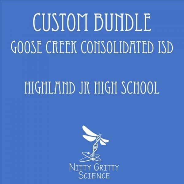 Custom Bundle 600x600 - Custom Nitty Gritty Science Bundle - Created for Highlands Jr High School