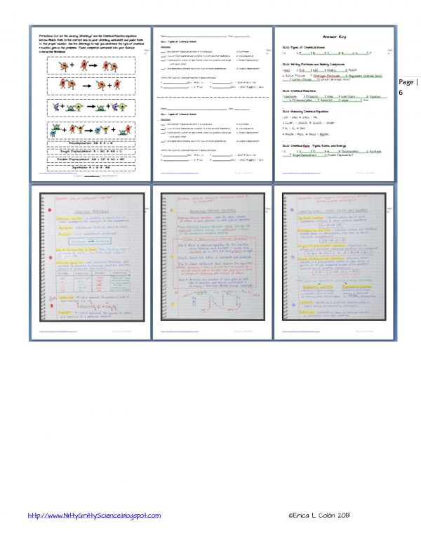 Demo CHEMICAL BONDS AND EQUATIONS Page 6 600x776 - Chemical Bonds and Equations