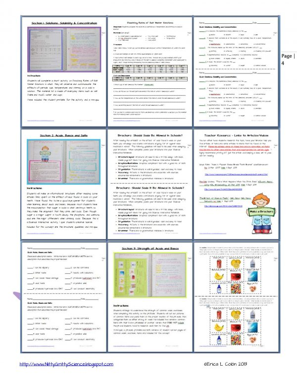 Demo SOLUTIONS ACIDS AND BASES Page 4 Copy 600x776 - Solutions, Acids and Bases