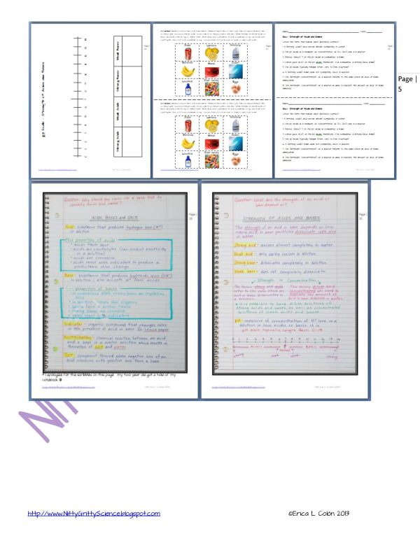 Demo SOLUTIONS ACIDS AND BASES Page 5 600x776 - Solutions, Acids and Bases