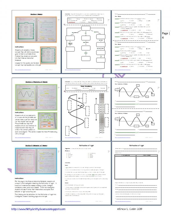 Demo Waves Page 4 600x776 - Waves and the Electromagnetic Spectrum