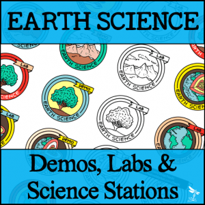 ES Demos Labs Stations Bundle 300x300 - EARTH SCIENCE Demos, Labs & Science Stations BUNDLE