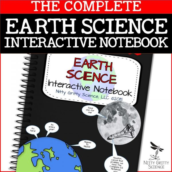ES INB 1 600x600 - Earth Science Interactive Notebook: The Complete Bundle for an Entire Year