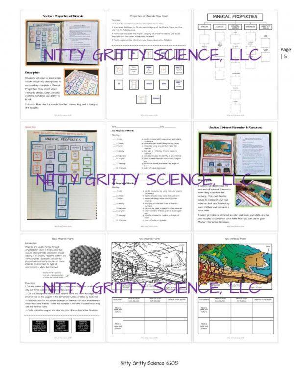 ES INB Rocks and Minerals Page 05 600x776 - Rocks and Minerals