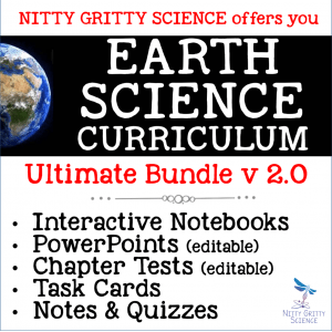 ES Ultimate Bundle 300x300 - Earth Science Curriculum – Ultimate Bundle v 2.0 ~ NO LABS
