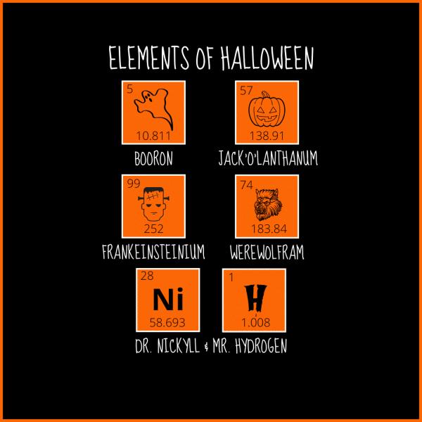Elements of Halloween Instagram Post 600x600 - Elements of Halloween