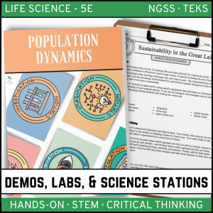 Intro to Earth Science 12 300x300 - POPULATION DYNAMICS - Life Science Demos, Labs and Science Stations