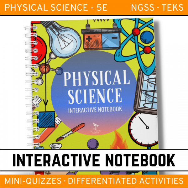 Intro to Earth Science 13 3 600x600 - Physical Science Interactive Notebook - The Complete Bundle for an Entire Year