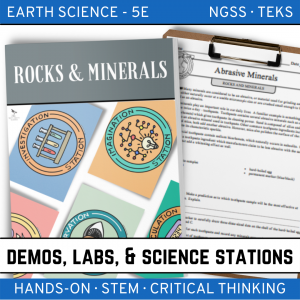 Intro to Earth Science 3 2 300x300 - ROCKS AND MINERALS - Demo, Lab and Science Stations