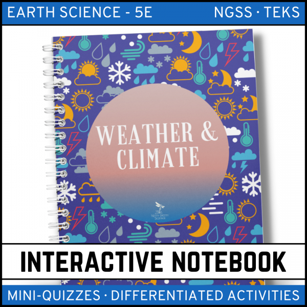 Intro to Earth Science 5 1 600x600 - Weather and Climate