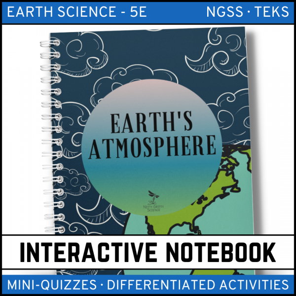 Intro to Earth Science 6 1 600x600 - Earth's Atmosphere