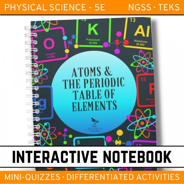 Intro to Earth Science 6 3 600x600 - Atoms and the Periodic Table