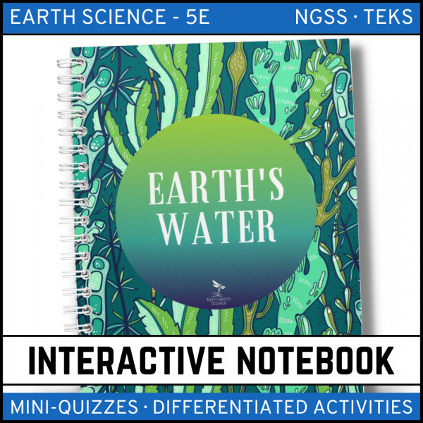 Intro to Earth Science 7 1 600x600 - Earth's Waters