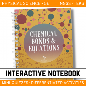 Intro to Earth Science 7 3 300x300 - Chemical Bonds and Equations