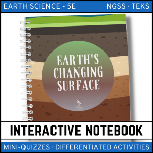 Intro to Earth Science 9 1 300x300 - Earth's Changing Surface