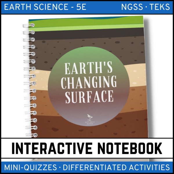 Intro to Earth Science 9 1 600x600 - Earth's Changing Surface