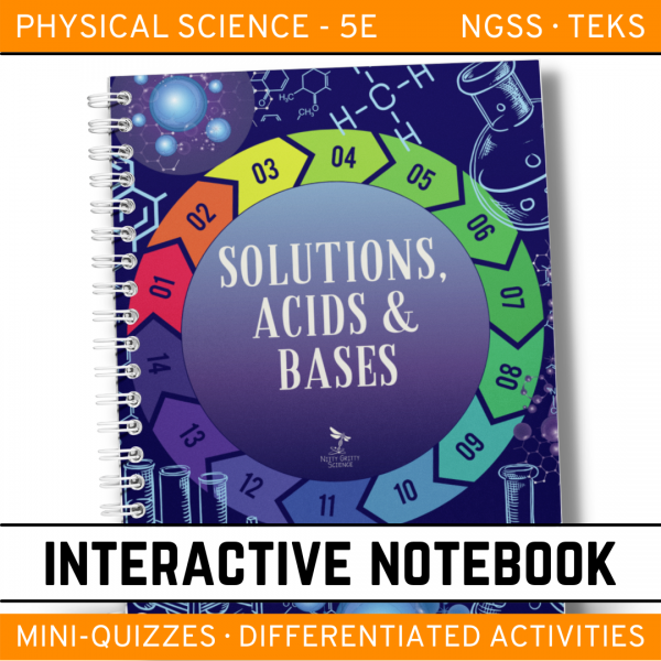 Intro to Earth Science 9 3 600x600 - Solutions, Acids and Bases