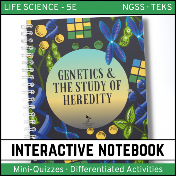 Intro to Life Science 12 600x600 - Genetics: The Science of Heredity