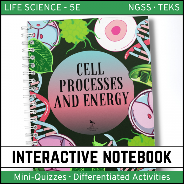 Intro to Life Science 13 600x600 - Cell Processes & Energy