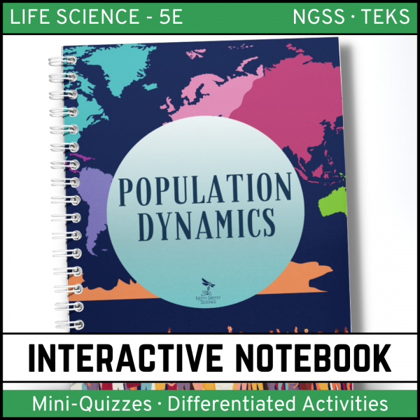 Intro to Life Science 15 600x600 - Populations Dynamics