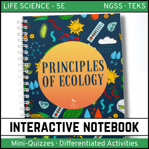 Intro to Life Science 16 1 600x600 - Principles of Ecology