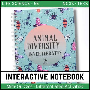 Intro to Life Science 7 300x300 - Animal Diversity – Invertebrates