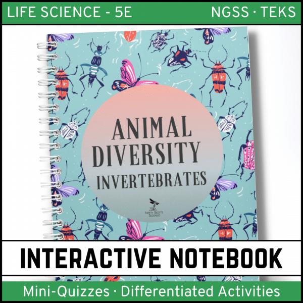 Intro to Life Science 7 600x600 - Animal Diversity – Invertebrates