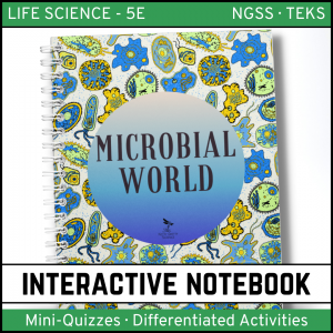 Intro to Life Science 9 300x300 - The Microbial World
