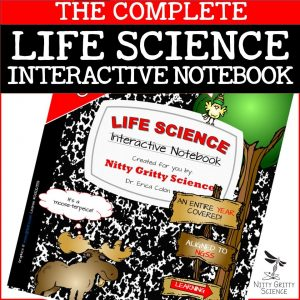 LS COMPLETE 1 300x300 - Life Science Interactive Notebook - The Complete Bundle for an Entire Year