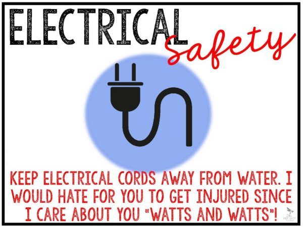 Lab Safety Posters Page 06 600x450 - LAB SAFETY POSTERS - Secondary Science (humor)
