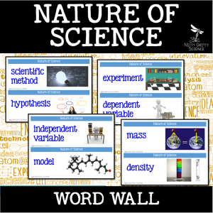 NOS COVER 300x300 - Using Word Walls in Science
