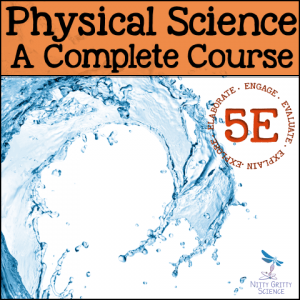 PS The Complete Course 300x300 - PHYSICAL SCIENCE CURRICULUM - THE COMPLETE COURSE ~ 5 E Model