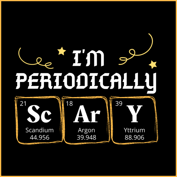 Periodically ScArY 600x600 - I'm Periodically ScArY