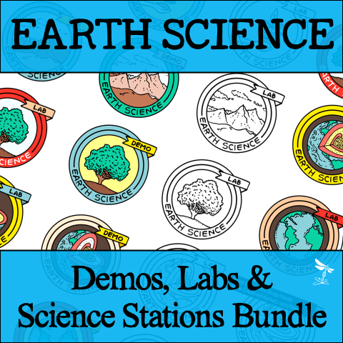 Sci Station Bundle - Implementing Successful Science Stations for ALL Learners