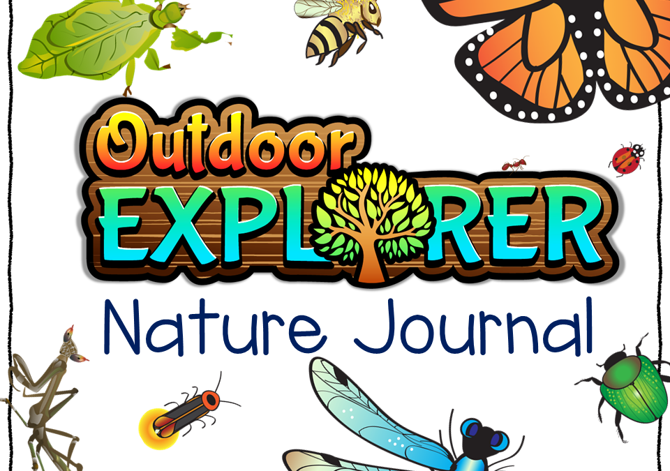 FREE Nature Journal from Nitty Gritty Science (for a limited time)